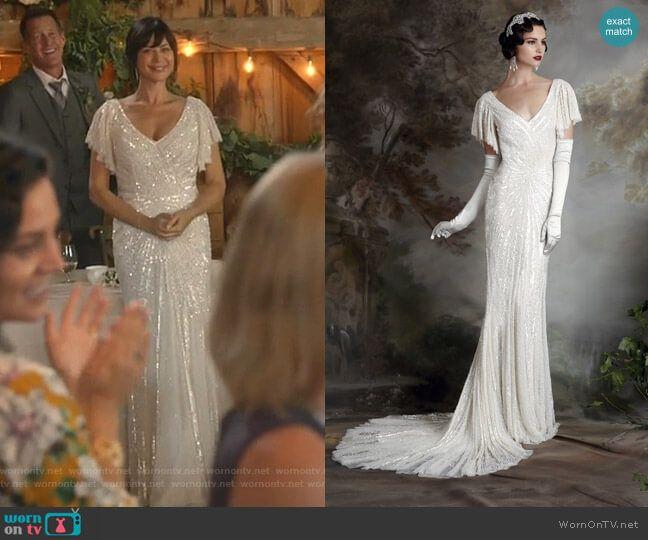 Cassie's Wedding Dress On Good Witch In 2019
