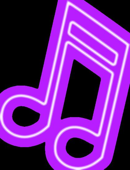Zoom Diseno Y Fotografia Clave De Sol Notas Musicales Colores Fluorescentes Notas Musicales Notas Temas Musicales