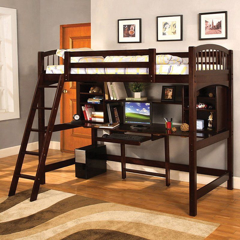Furniture Of America Cm Bk263 Hayden Youth Loft Bed Home Showroom This Is For My Boy