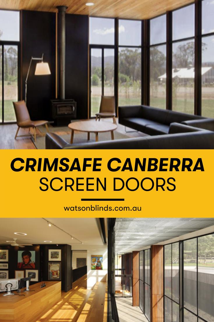 Crimsafe Security Doors Windows Gold Coast Bay Window Design Security Screen Door Window Design