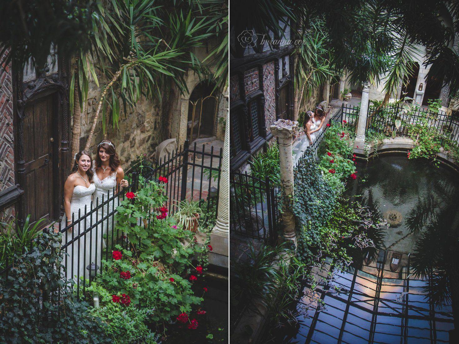 Kristin Lindsay S Enchanting Hammond Castle Wedding New England Photographer Brianna Photography