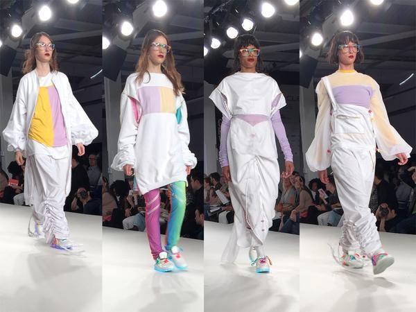 Gfw 25 University Of East London Fashion East London Graduation Style