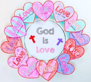 Egglo Printable Valentine S Day Craft Bible Craft Pinterest