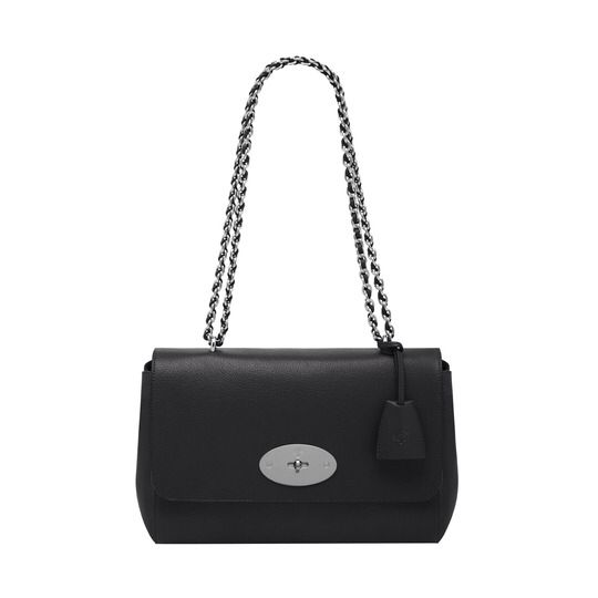 02a368f8c9 ... coupon for mulberry medium lily in black with silver hard wear e20b3  c3e3c