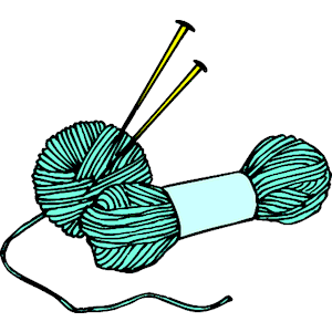 KNITTING NEEDLES CLIP ART | Free Knitting Projects | Yarn ...