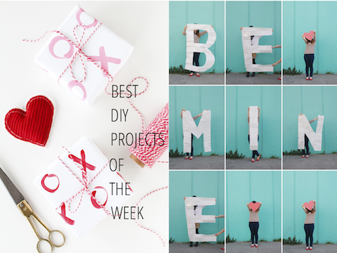 Fesselnd Best DIY Projects Of The Week: Valentine Edition