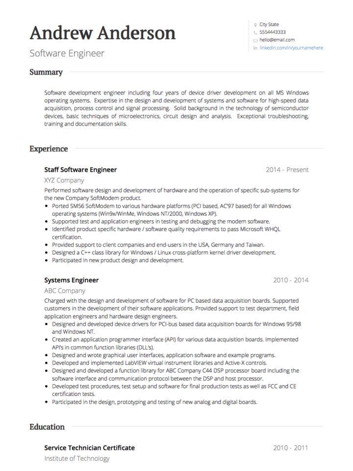 Cv Template Standard Cv Format For Job Cv Format Job Resume Template
