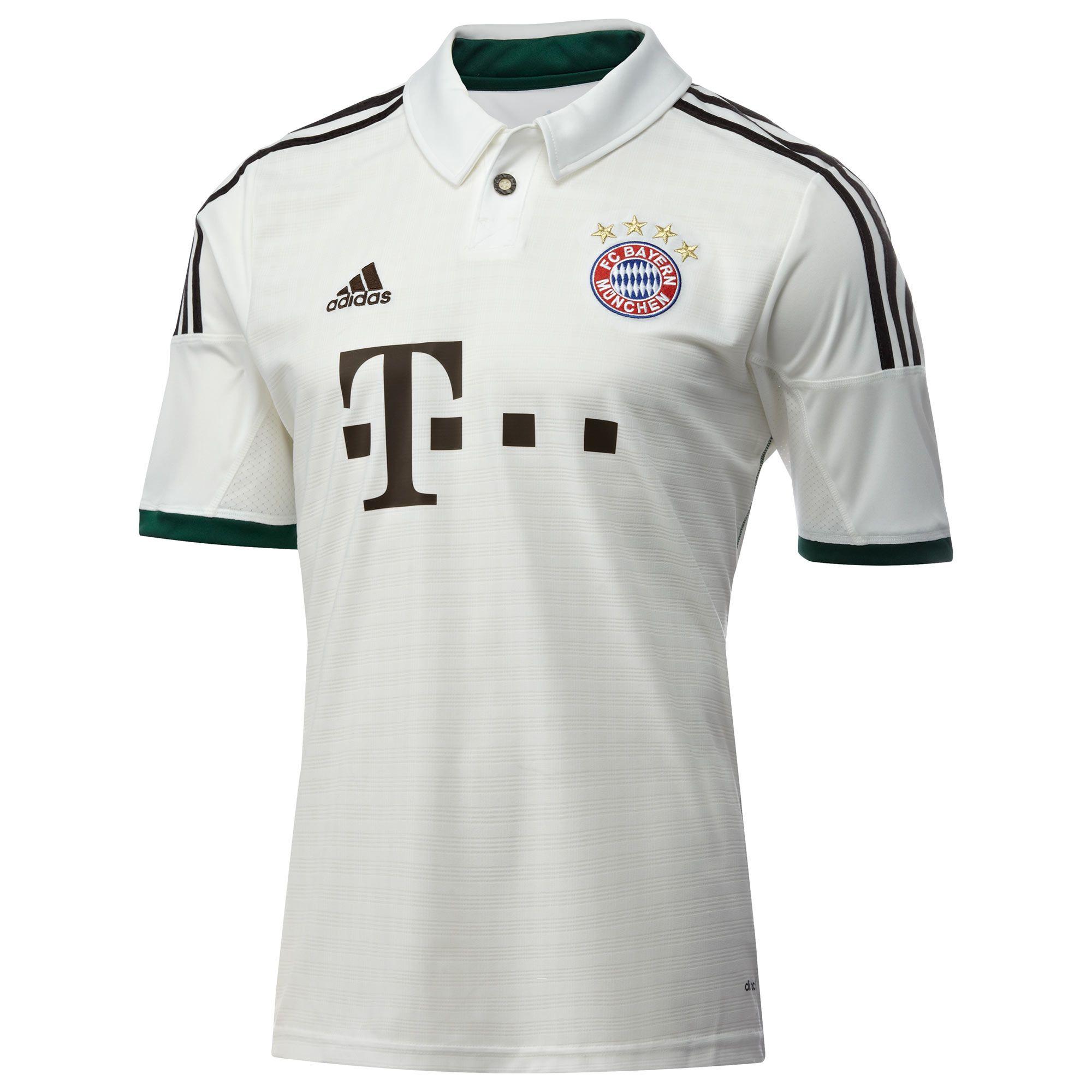 adidas Camiseta de Fútbol Bayern Munich Segunda Equipación  824dac9f64265