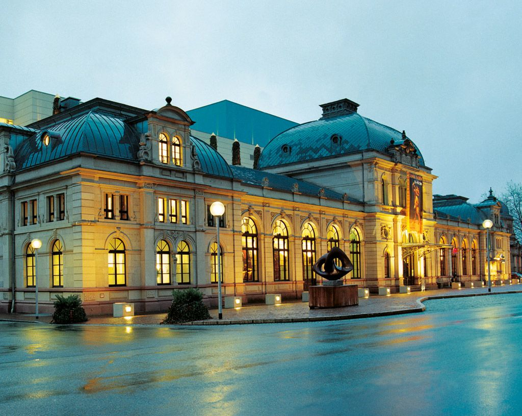 Baden Baden Konzerthaus