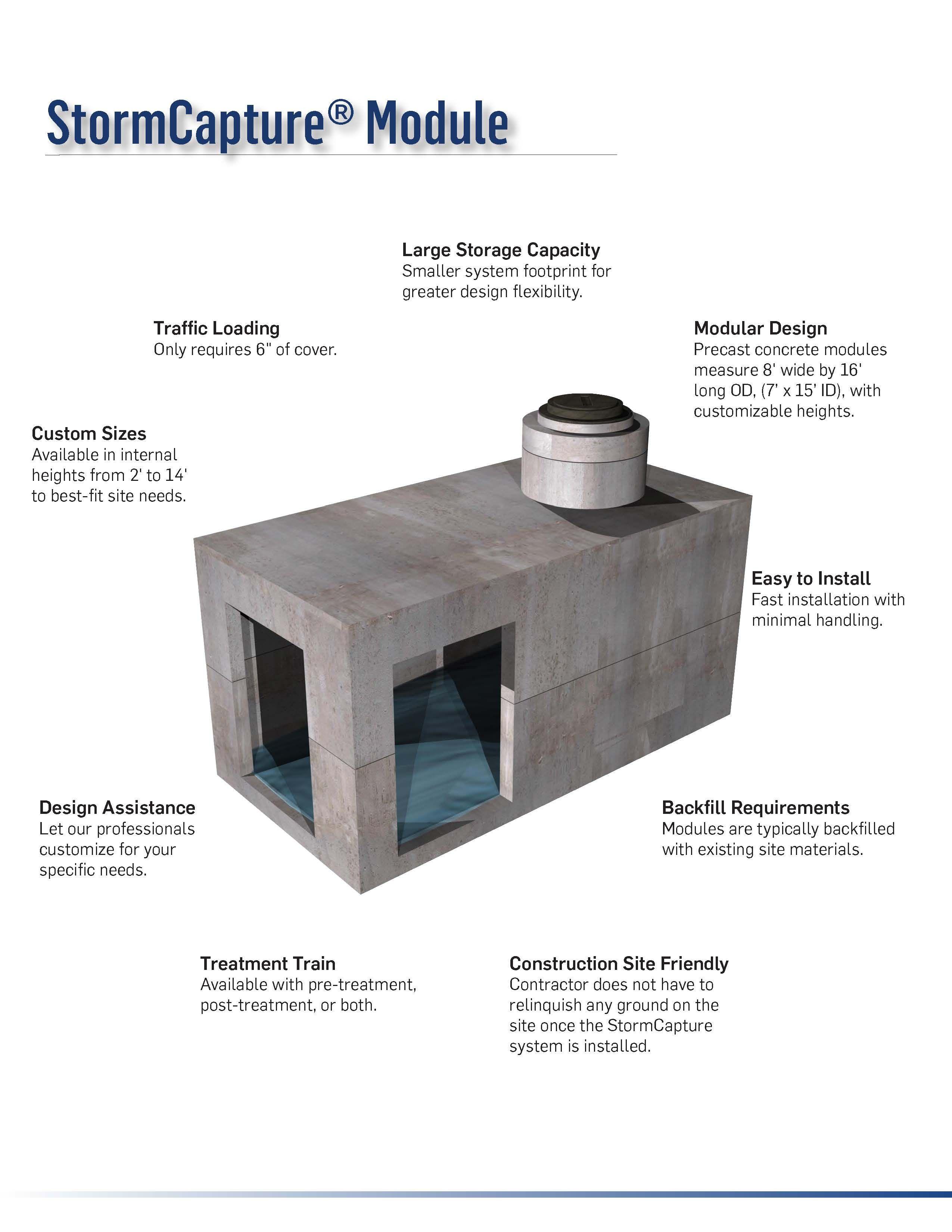 StormCapture® System | Oldcastle Precast | Metal garages