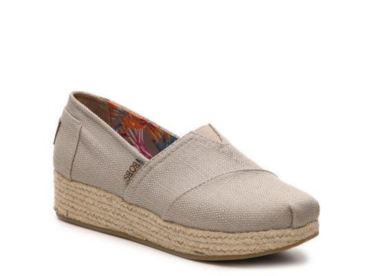 Shoes, Boots, Sandals, Handbags, Free Shipping! Women's  EspadrillesEspadrille ShoesComfortable ShoesSlip On SkechersHighlightsBobsShoe ...