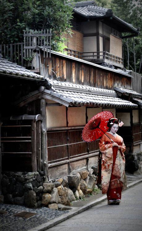 Japanische Schönheit
