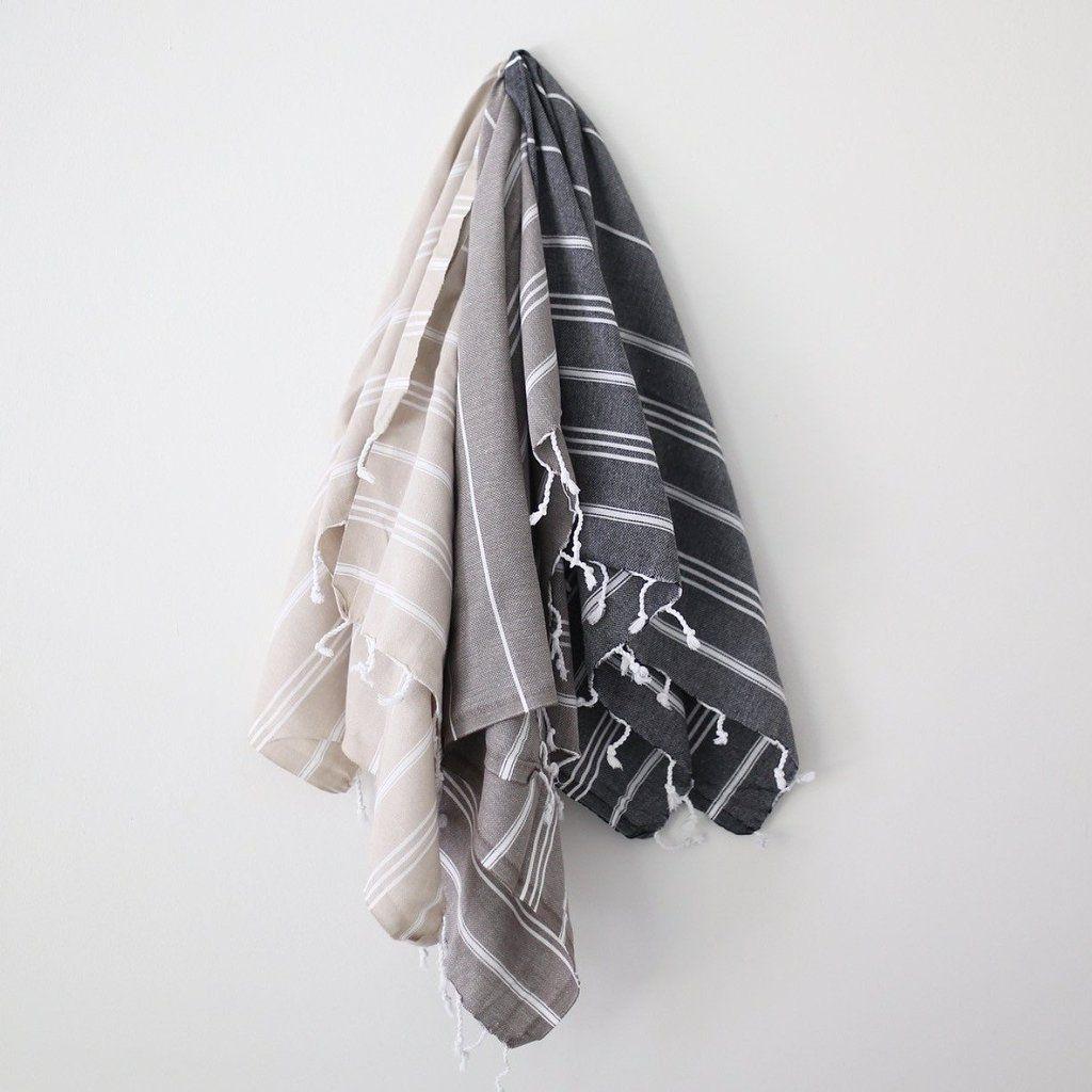 Turkish Hand Towels - Mae Woven #handtowels