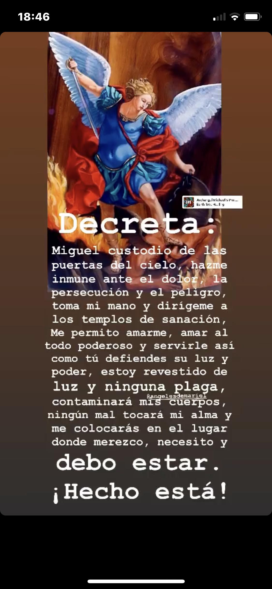 Pin De Yalila Sanchez En Arcángeles En 2020 Oracion Para Casos Desesperados Oraciones Poderosas Oraciones Religiosas