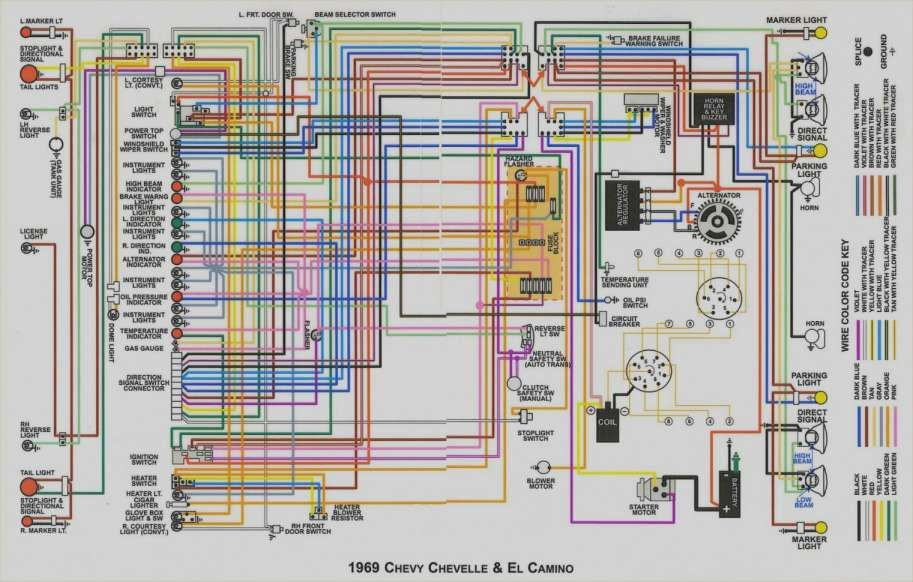 1972 Chevelle Wiring Diagram Wiring Diagram Productive Productive Zaafran It
