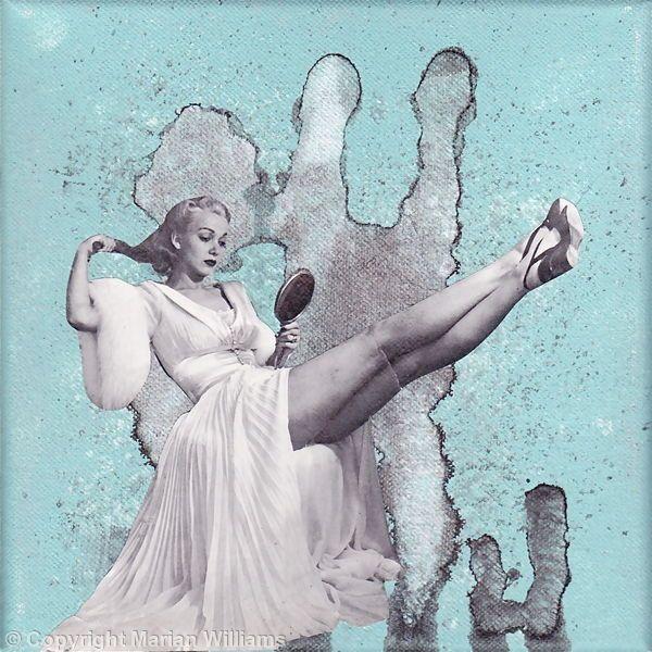Relax 1 - Collage - Original