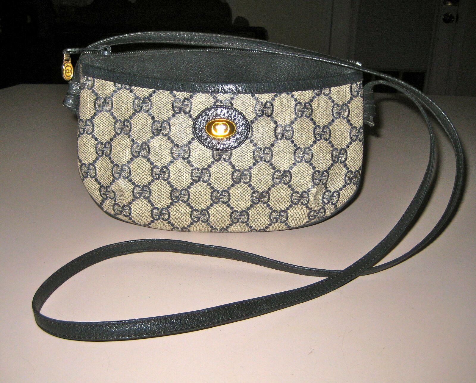 c8a68a9927f  FORSALE Authentic Vintage GUCCI Accessory Collection Pochette  Shoulder Crossbody Bag -  152