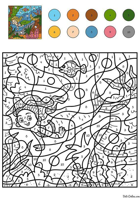 Новости | Раскраска по номерам, Раскраски и Раскраска по ...