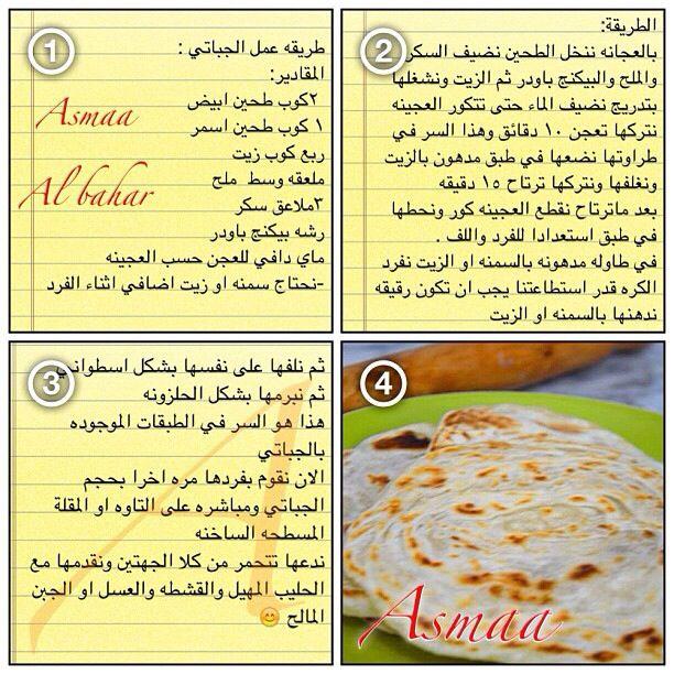 وصفات Arabic Food Recipes Food