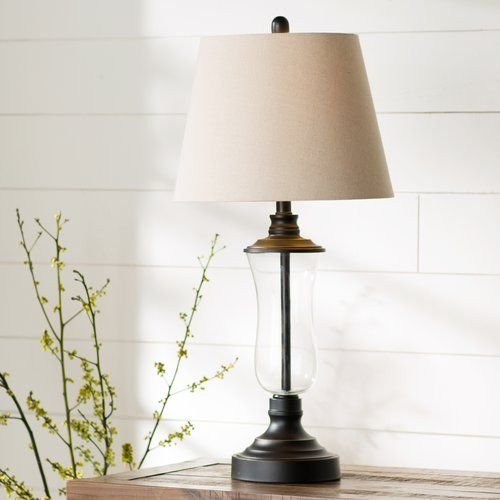 Laurel Foundry Modern Farmhouse Bescott 30 Table Lamp Set Rooms