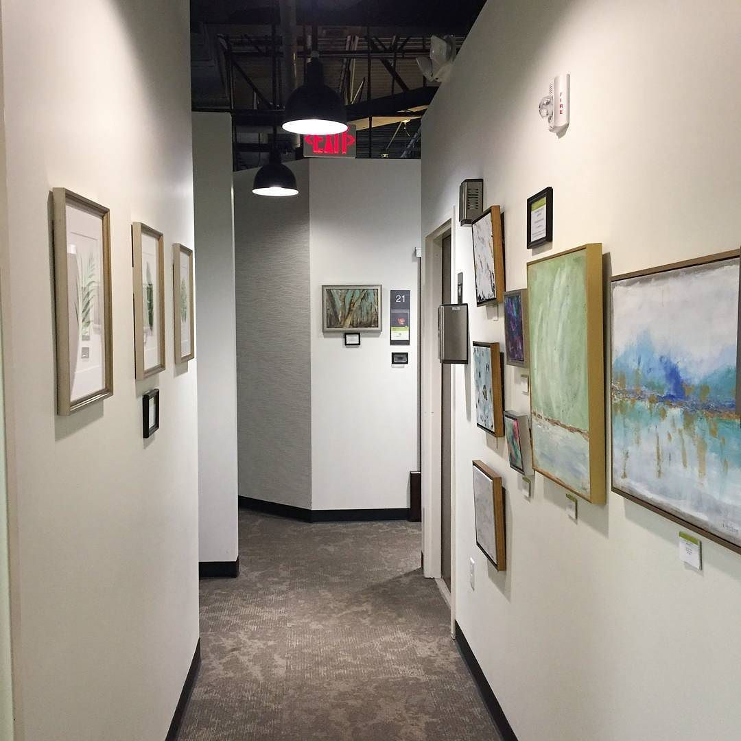 Love local artists! Support local artists and browse their art for sale at our Colonnade location. Details listed under each piece for sale. Afterall art brings imagination to life.