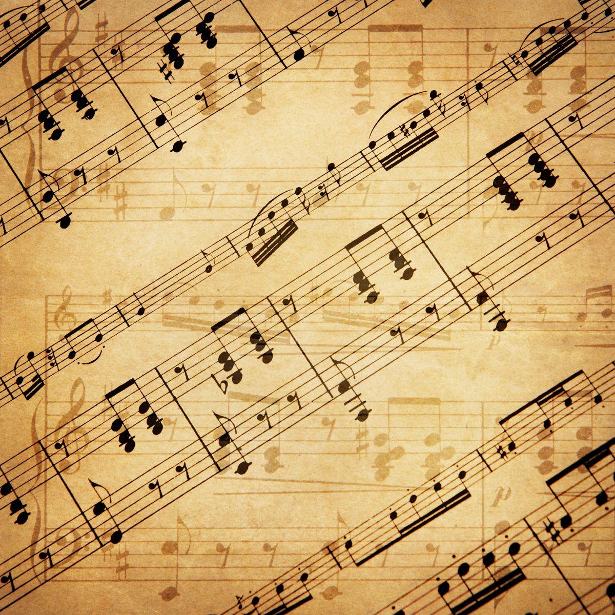 Vintage music desktop wallpapers for Wallpaper sheets