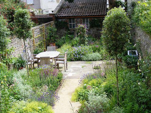 Bristol Garden Designers Hegarty Webber Partnership Bristol Garden Cottage Garden Design Urban Garden