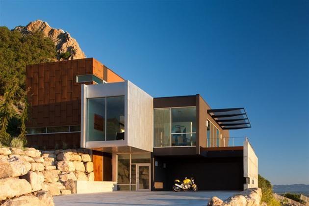 H house axis architects salt lake city utah
