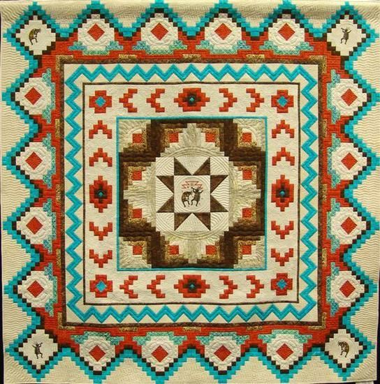 17+ Images About A Navajo Quilts On Pinterest