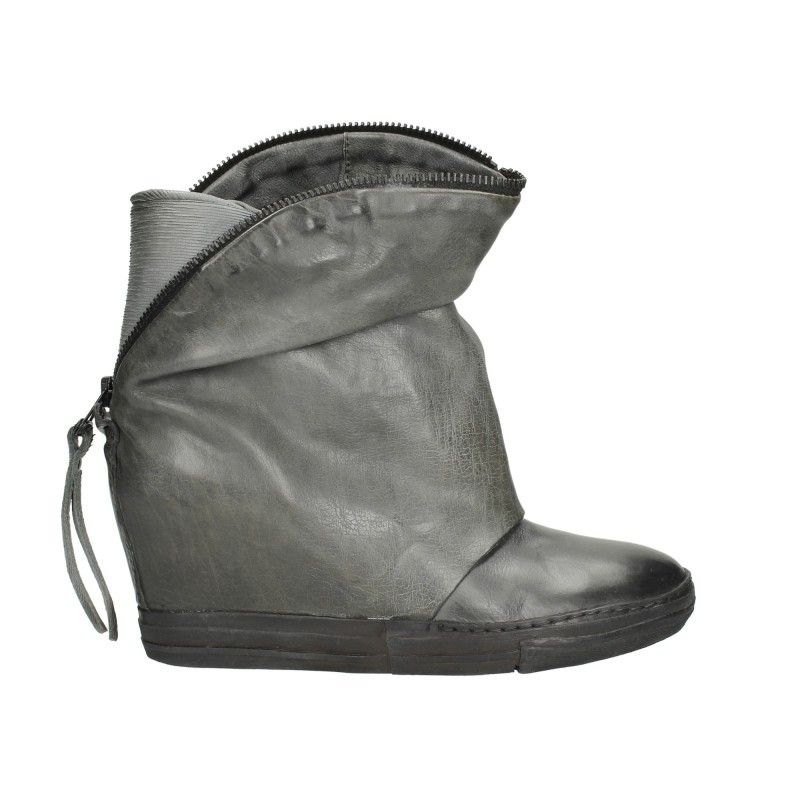 Airstep A.S 98 Salma Grey -  boots  madeinitaly  johnnydepp  www.aversashoes.com b7263f49090