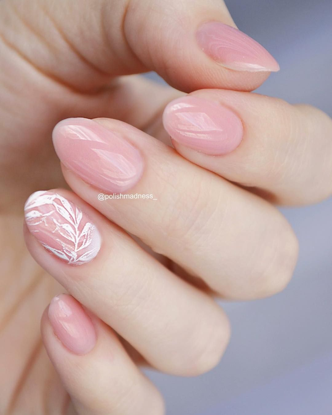 50 Unique Trendy Natural Nail Designs For Every Season – Best Comely-Fashion and Style Ideas and Inspirations