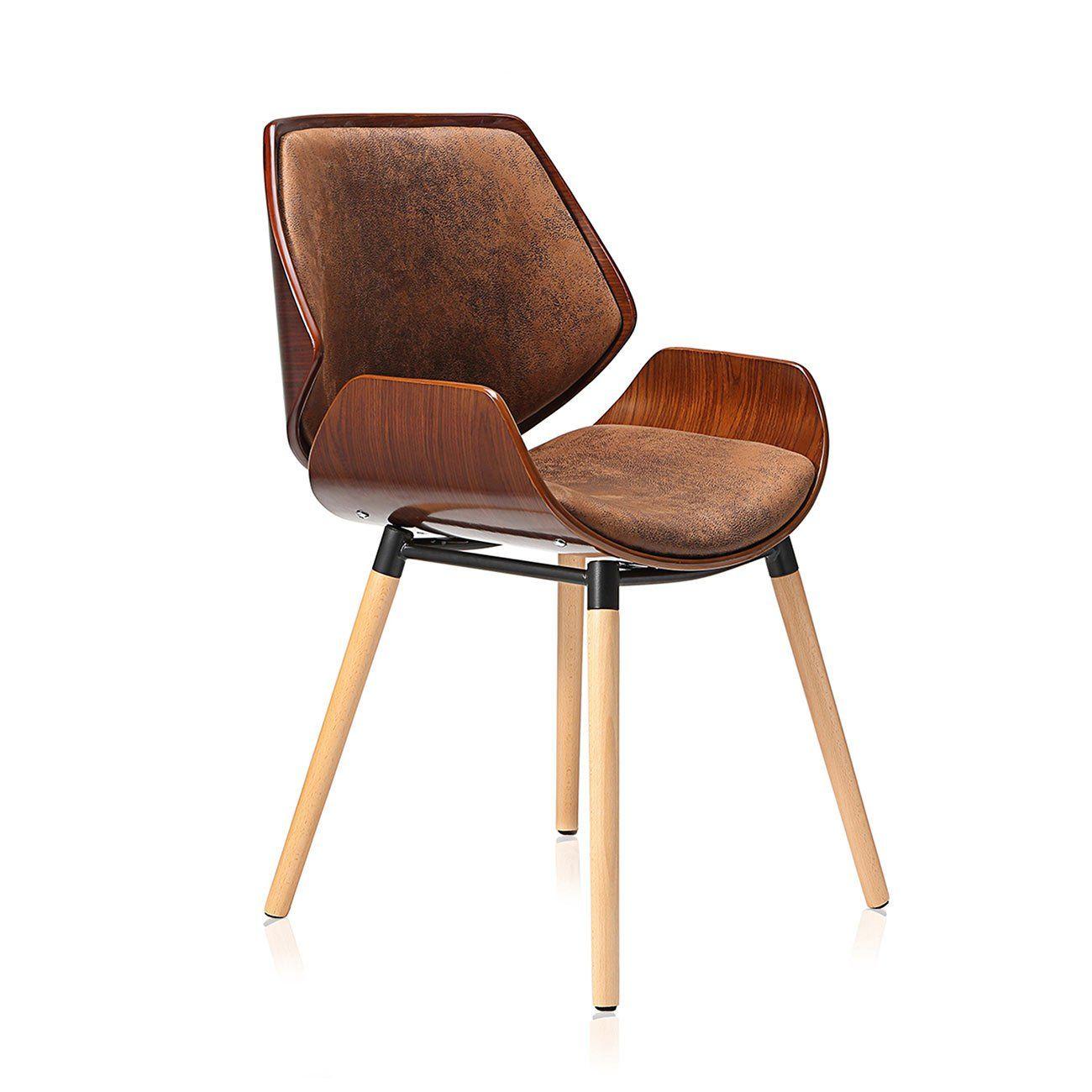 Makika Design Stuhl Retro Burostuhl Vintage Hocker