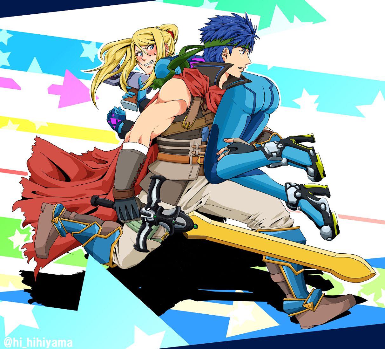 Samus ike   Super Smash Bros   Super smash bros brawl ...