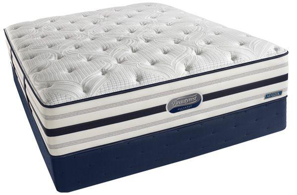 Simmons Recharge Mitzi 13 5 Plush Pillow Top Beautyrest
