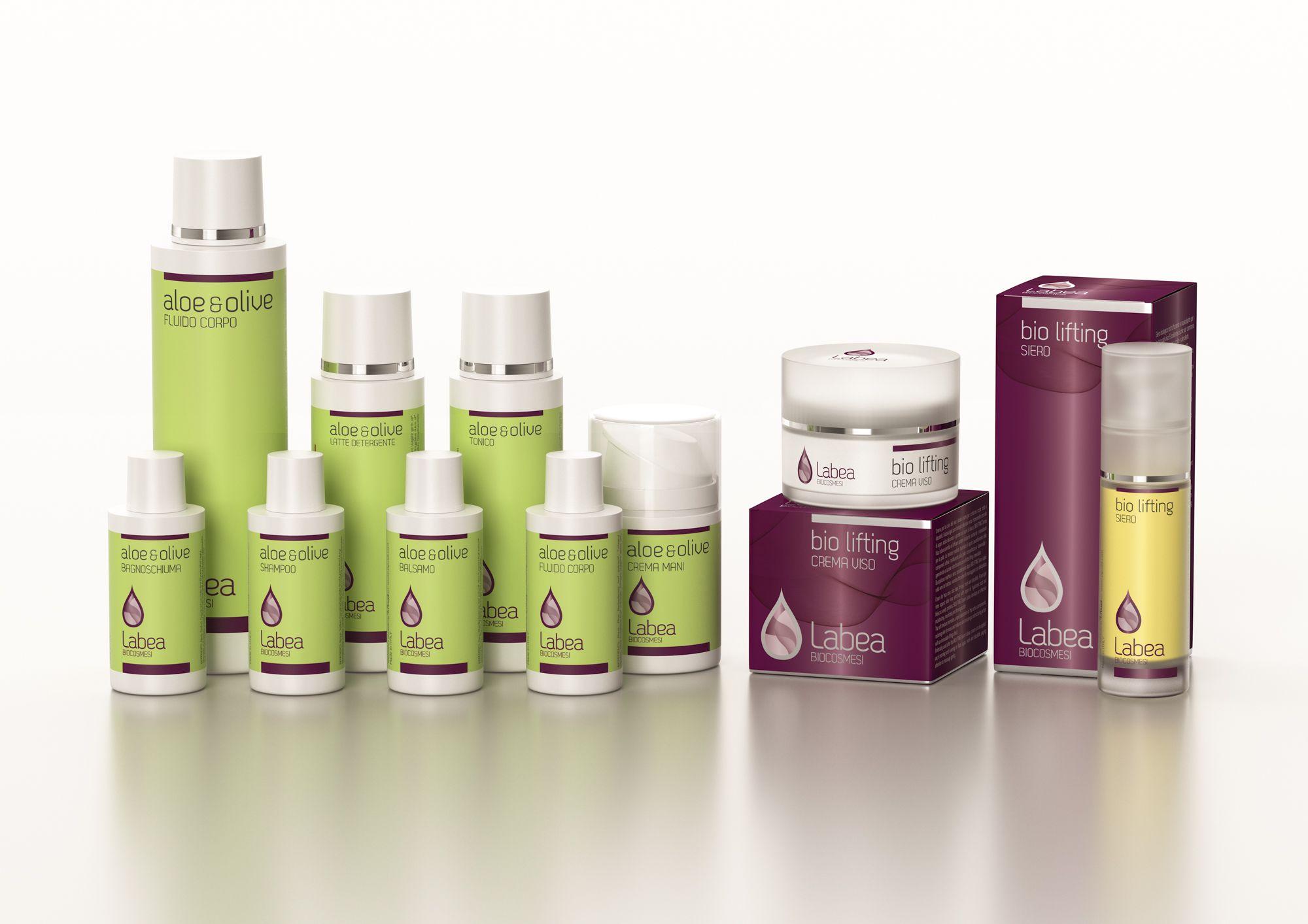 Bagnoschiuma Bio : Linea biolifting siero crema viso cosmetici biologici certificati