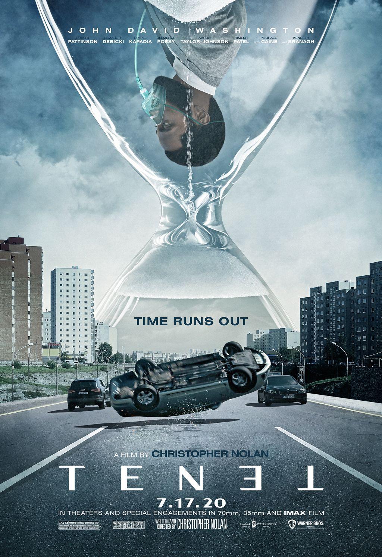 Tenet 2020 In 2020 Christopher Nolan Film Life Film