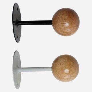 wandkn pfe garderobe kugeln liva von house doctor maison ulm pinterest. Black Bedroom Furniture Sets. Home Design Ideas