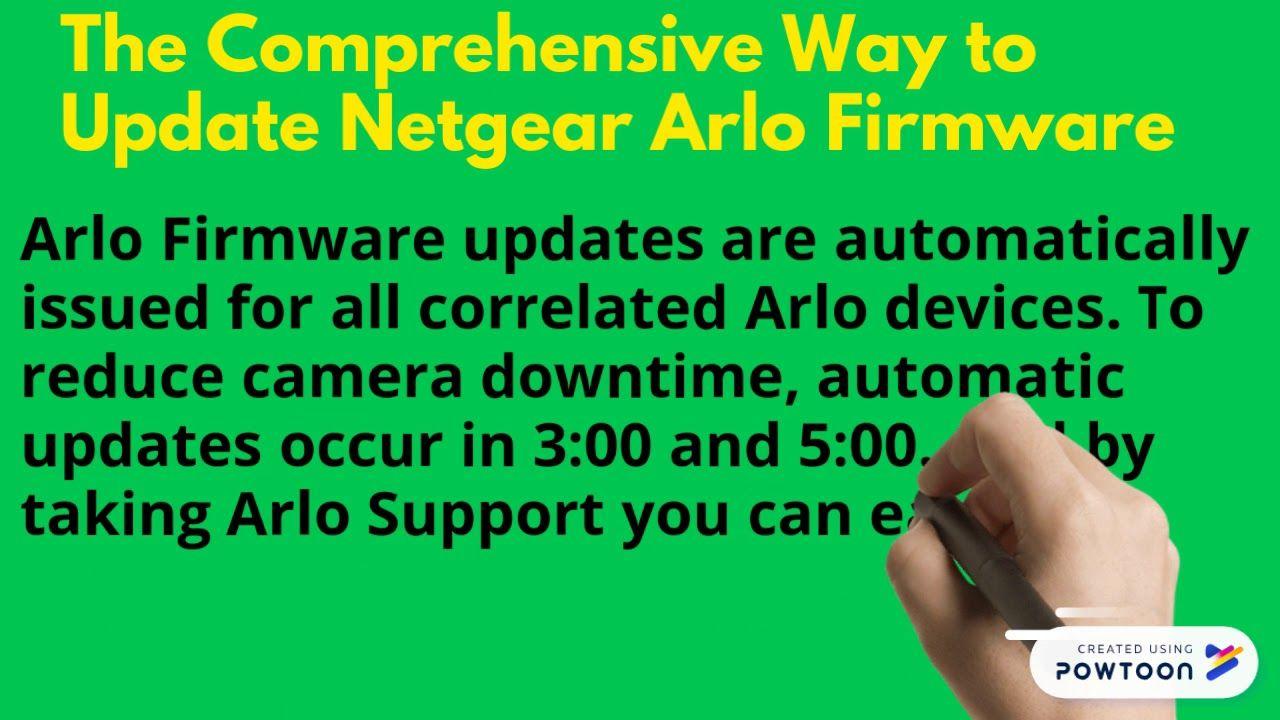 Arlo Phone Number [18779846848] To Update Netgear Arlo