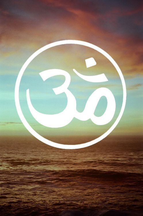 Buddhist Ohm Yoga Calm Peace Tranquility Love Hippie