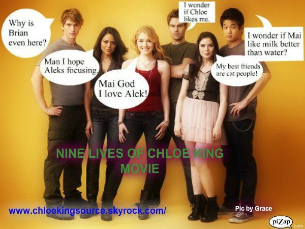 Nine Lives Of Chloe King I Miss This Show Even If There Was Only 1 Season Chloe King Movie Pic Tv Series Memes