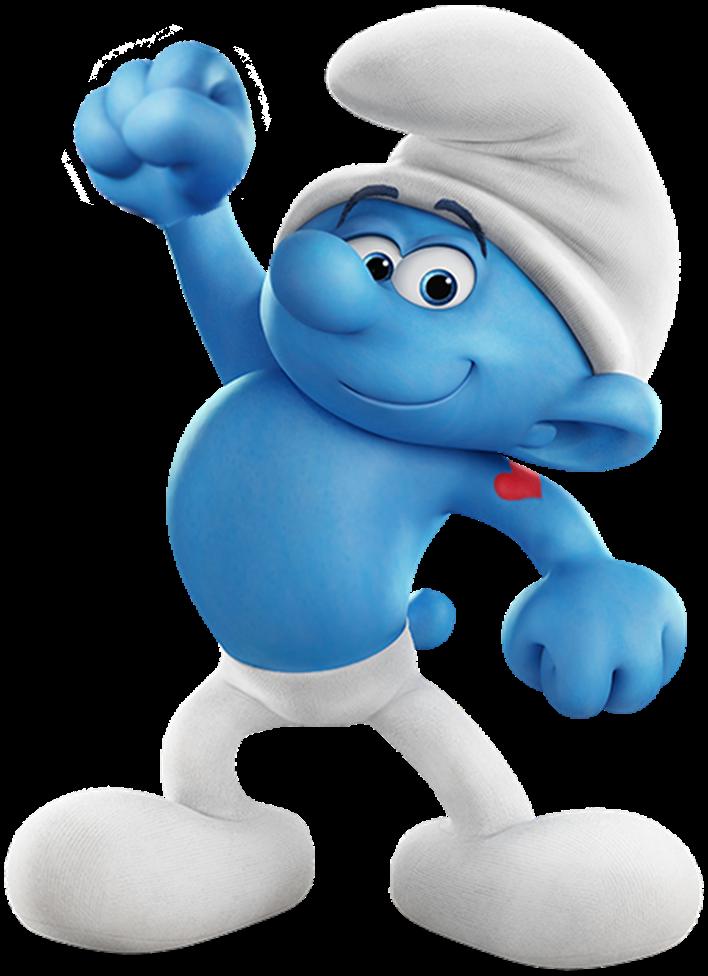 Hefty Smurf Smurfs, Smurfs party, Smurfs movie