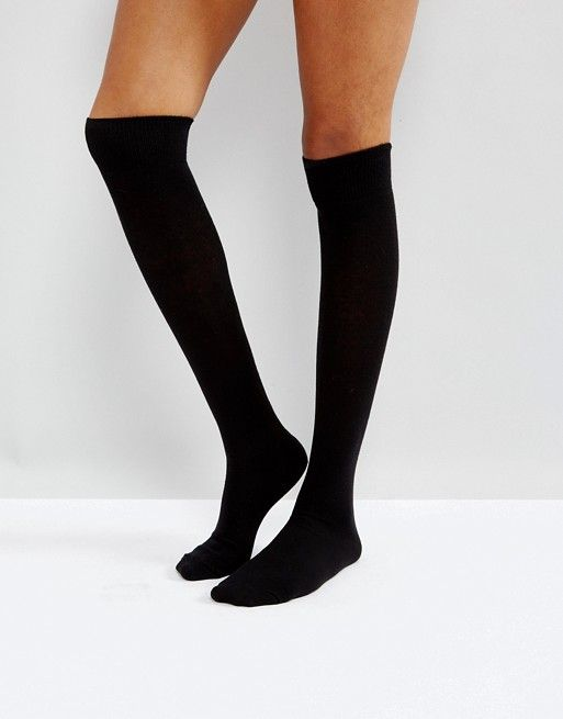 354f1a888 DESIGN over the knee socks