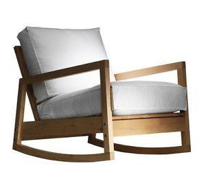 Chaise Bercante Ikea Lillberg Nursery Rocking Chair Laval