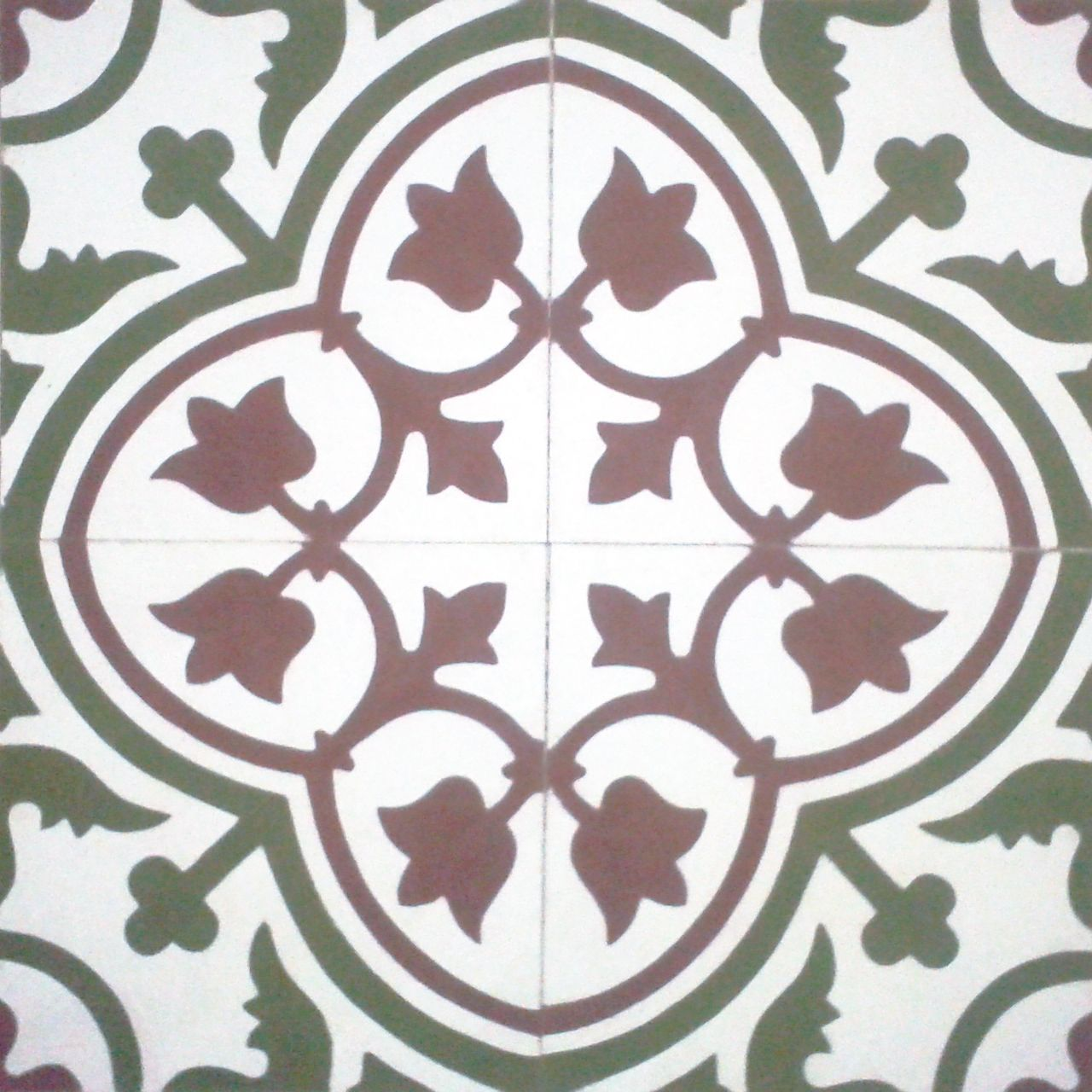 Floral spanish design hydraulic authentic andalusian tiles for floral spanish design hydraulic authentic andalusian tiles for both the floor and wall dailygadgetfo Image collections