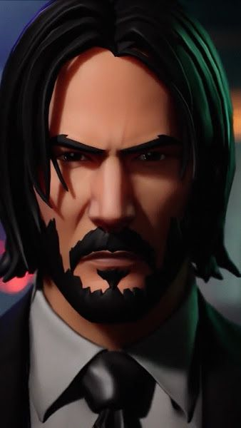 Fortnite John Wick 4k 3840x2160 Wallpaper John Wick Gaming Wallpapers Best Gaming Wallpapers