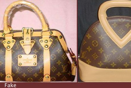 How To Spot A Fake Louis Vuitton Handbag Bag Bliss