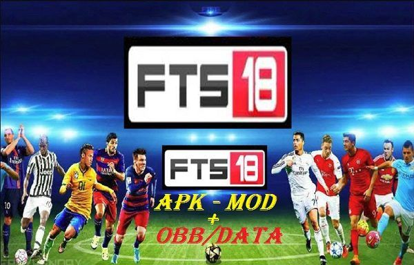 Fts 18 First Touch Soccer 2018 Apk Mod Data Game Download Free