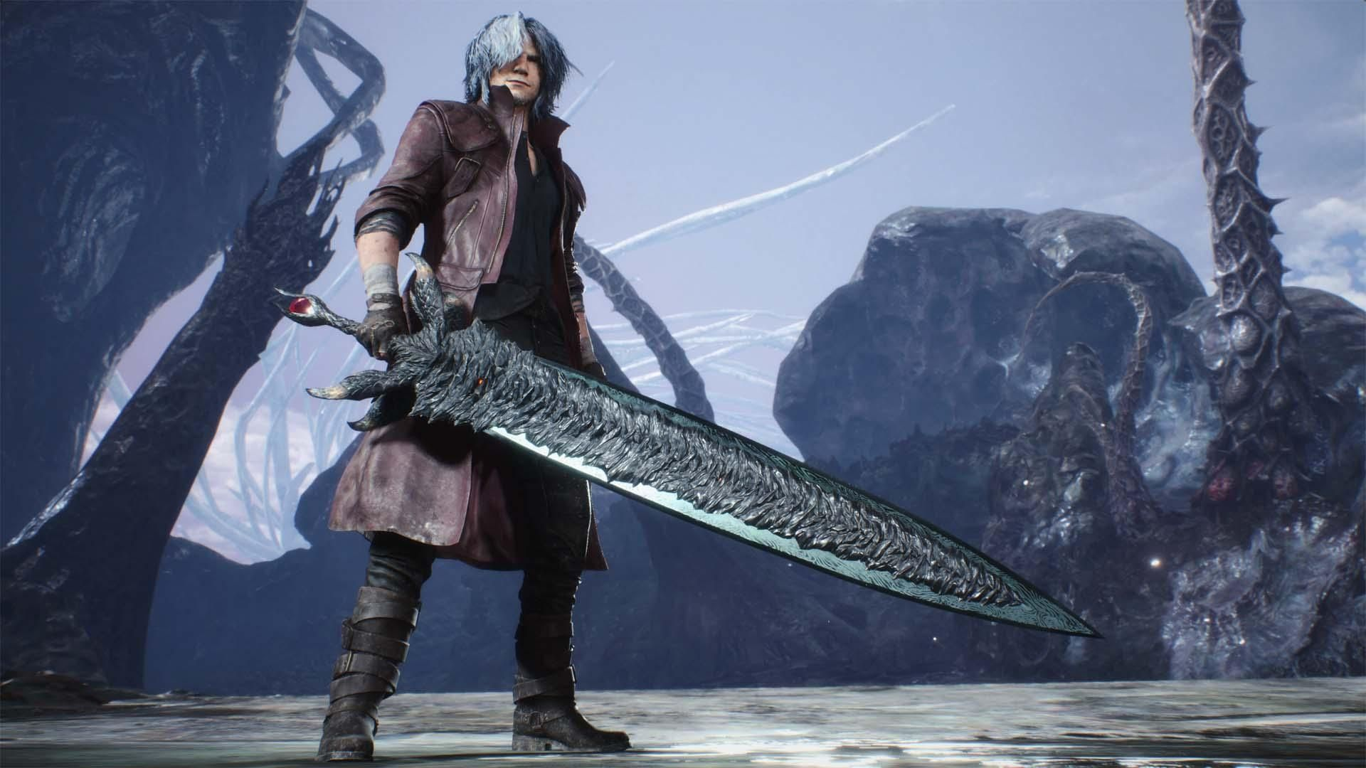 Pin On Clothe Dante devil may cry 5 wallpaper hd