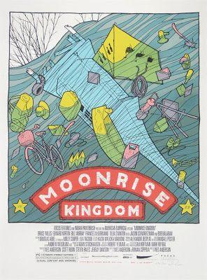 Moonrise Kingdom Jay Ryan Mondo Movie Poster Release Details