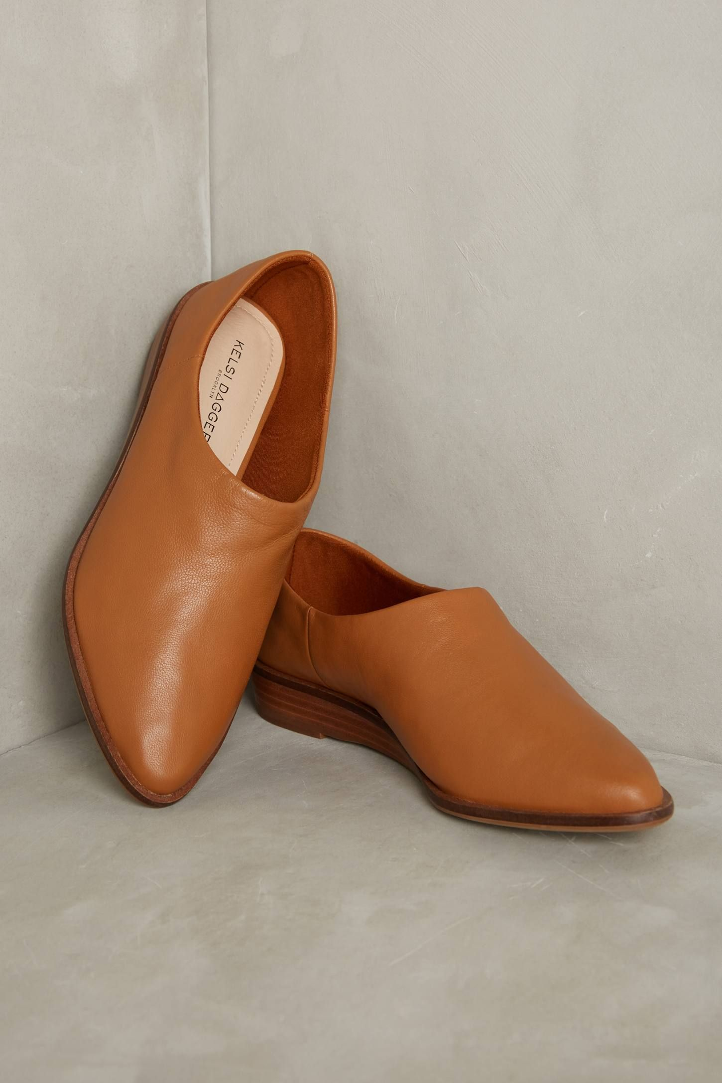 Kelsi Dagger Brooklyn Arianna Wedge Slip-On Shoe ELGAPZnM